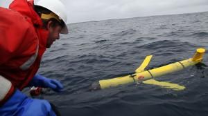 oscar recovers glider Antarctica